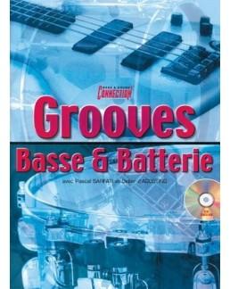 Grooves basse & batterie SCARFATTI D' AGOSTINO CD