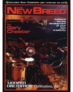 The new breed Gary CHESTER CD