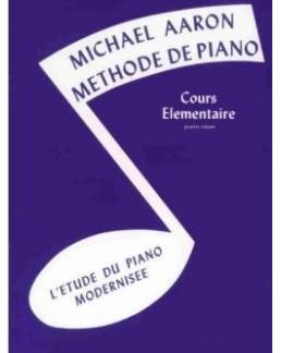 Cours élémentaire de piano AARON vol 1
