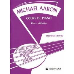 Cours de piano adultes AARON 2