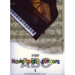 ABC du piano Lajos PAPP 1