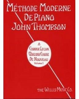 Méthode piano THOMPSON 1