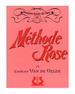 Méthode rose 1ère année (traditionnelle)