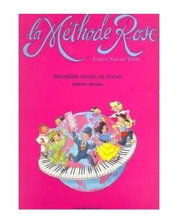 Méthode rose 1ère année (nouvelle édition)