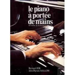 Le piano à portée de mains JOB/WILLOW