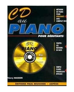 CD au piano MASSON