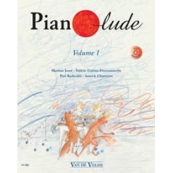 Pianolude 1 + CD