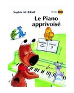 Le piano apprivoisé ALLERME vol 3