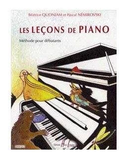 Leçons de piano QUONIAM MERINOVOSKI