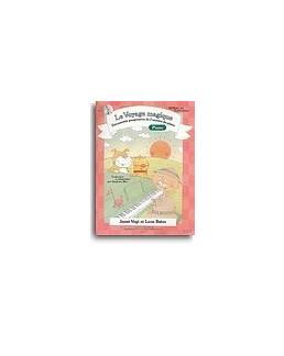 Le voyage magique 2 A explorateur piano CD