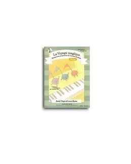 Le voyage magique 3A Aventurier piano CD