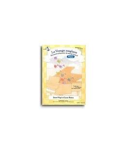 Le voyage magique 4A voyageur piano CD