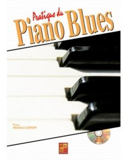 Pratique du piano blues MINVIELLE + CD