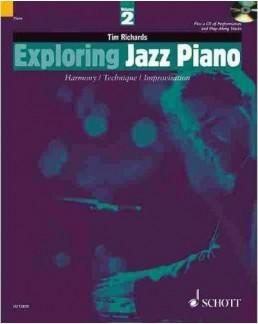 Exploring jazz piano 2 Tim RITCHARDS CD