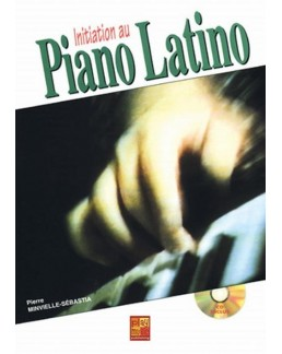 Initiation au piano latino CD