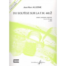 Du solfège sur FM 440.2 chant ALLERME