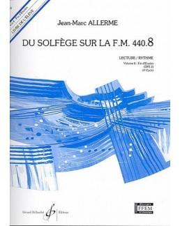 Du solfège sur la FM 440.8 lecture ALLERME