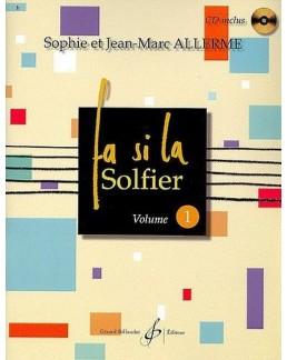 FA SI LA SOLfier ALLERME vol 1 avec CD