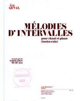 Mélodies d'intervalles ARNAL 2e cycle