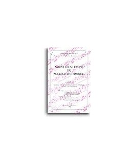 Nouvelles leçons de solfège rythmique BOURDEAUX vol 3