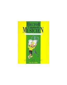 Hector l'apprenti musicien DEBEDA/MARTIN vol 1