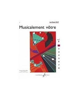 Musicalement vôtre JOLLET vol 1