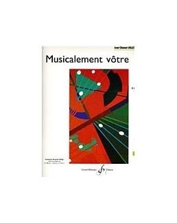 Musicalement vôtre JOLLET vol 8