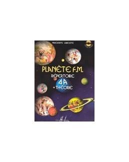 Planète FM 4A LABROUSSE Répertoire + théorie