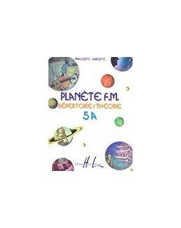 Planète FM 5A LABROUSSE Répertoire + théorie