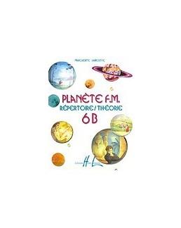 Planète FM 6B LABROUSSE Répertoire + théorie