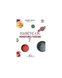 Planète FM 7 LABROUSSE Répertoire + théorie