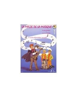 La magie de la musique LAMARQUE GOUDARD