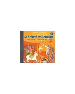 CD les sons vagabonds LAMARQUE GOUDARD vol 1