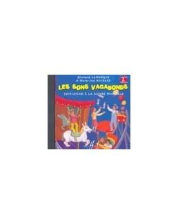 CD les sons vagabonds LAMARQUE GOUDARD vol 2