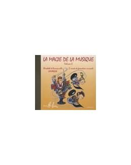 CD la magie de la musique LAMARQUE GOUDARD vol 2