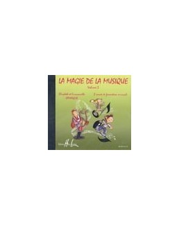 CD la magie de la musique LAMARQUE vol 3