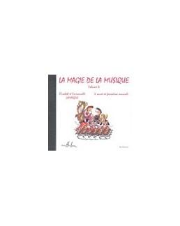 CD la magie de la musique LAMARQUE vol 4