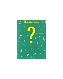 Théorie test LEDOUT vol 1