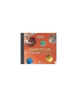 CD planète FM LABROUSSE 1A/1B/1C accompagnements