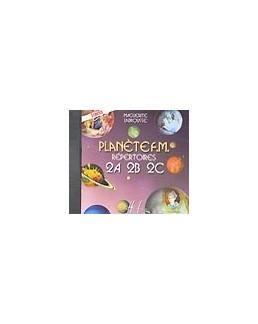 CD planète FM 2A/2B/2C accompagnements 2CD