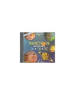 CD planète FM 3A/3B/3C accompagnements 2 CD