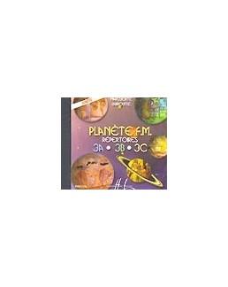 CD planète FM 3A/3B/3C LABROUSSE écoutes