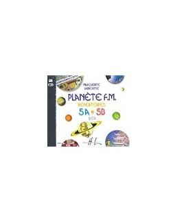 CD planète FM 5A/5B LABROUSSE accompagnements