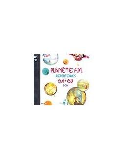 CD planète FM 6A/6B LABROUSSE écoutes