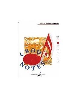 Croq'Notes JOUVE GANVERT vol 1