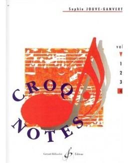 Croq'notes JOUVE GANVERT vol 4