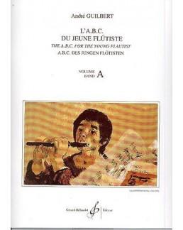 ABC du jeune flûtiste GUILBERT vol A