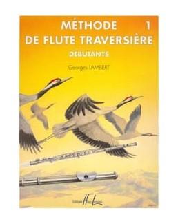 Méthode flûte traversière LAMBERT vol 1
