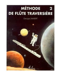 Méthode flûte traversière LAMBERT vol 2