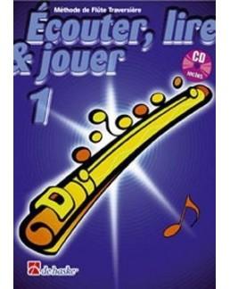 Ecouter lire et jouer flûte traversière avec CD